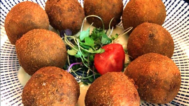 Sugerencia del chef - La Pepa restaurante&tapas, Gines