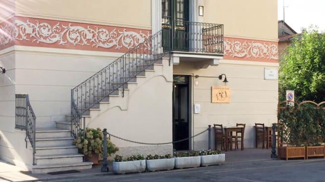 Esterno - La Locanda del Diavolo, Rapallo