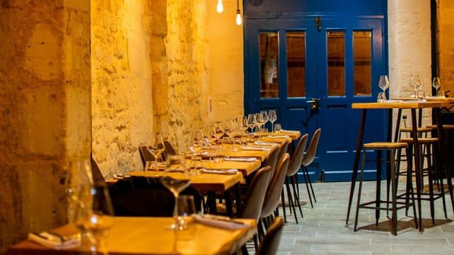 Salle du restaurant - Arcada, Bordeaux