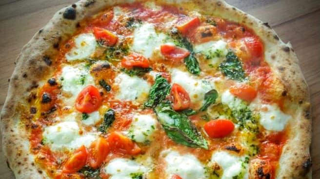 Sugerencia del chef - Santoro pizzeria, Santiago de Compostela
