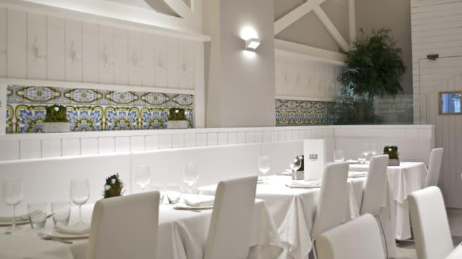 Vista sala - Taberna Alkázar - Hotel Alkazar, Valencia