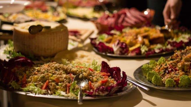 Piatto - Il Grillo e Buoncantore, Chiusi