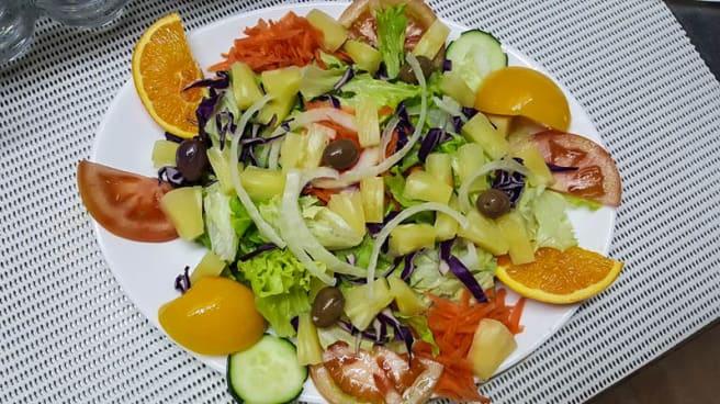 Saladas - Praia Grill
