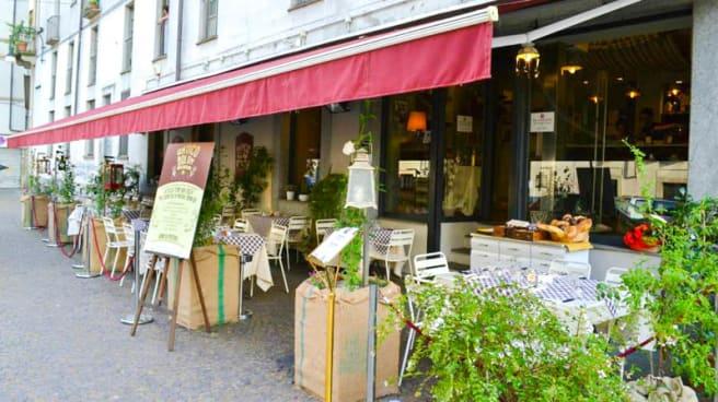 La terrazza - Antico Balon, Torino