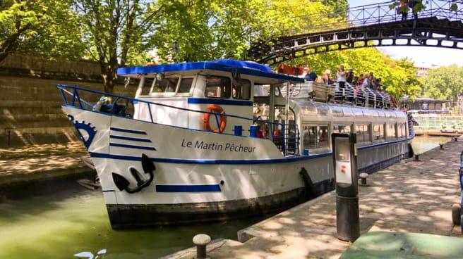 Devanture - Paris Canal, Paris