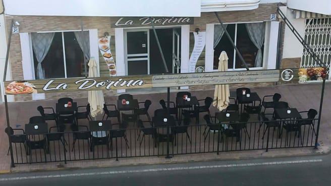 Terraza - La Dorina, Garrucha