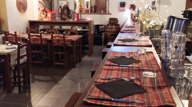 Interno - Soul Kitchen Casatenovo