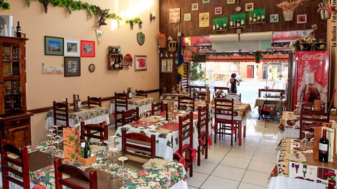 Restaurante - La Rustica Cantina Italiana, Vitória