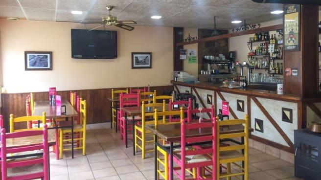 Vista de la sala - Taverna l'Spina