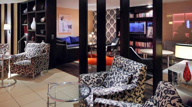 R'yves Lounge - R'Yves - Hôtel Marriott Rive Gauche, Paris