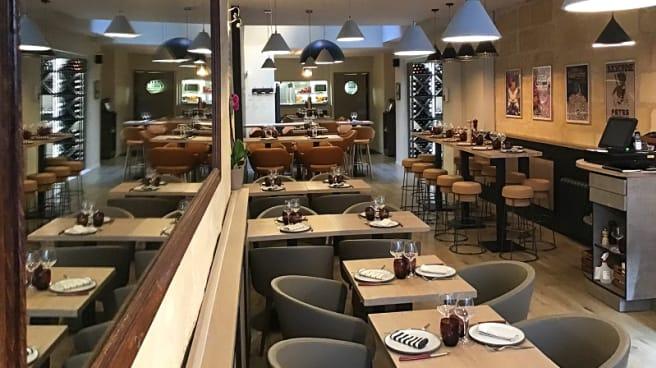 Salle du restaurant - Ozé Restaurant, Bordeaux