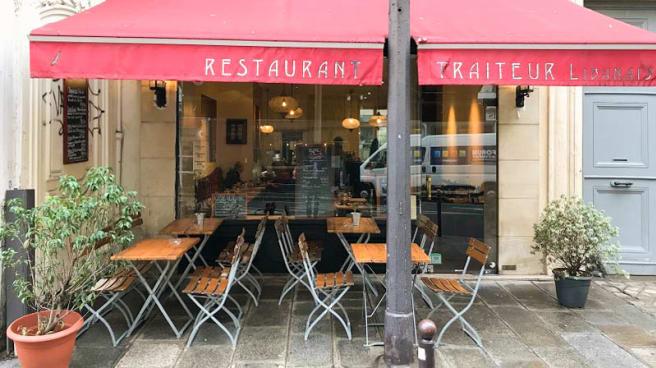 Devanture - Damouri, Paris