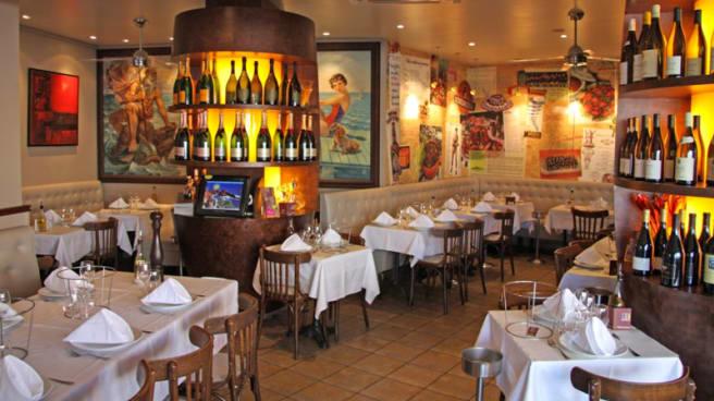 Salle du restaurant - Le Bistrot d'Éric, Toulouse