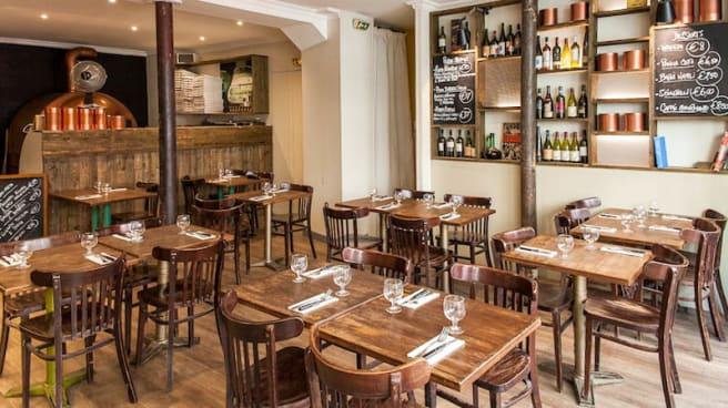Tables dressées - Bombolo', Paris