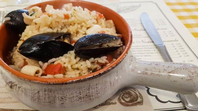 Suggerimento dello chef - Trattoria L'Angelo D'Oro, Livorno