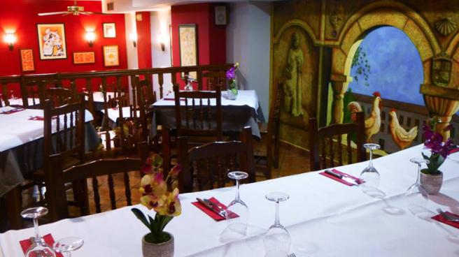 Vista sala - La Strada, Santo Domingo De La Calzada