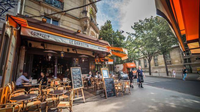 Le Café Gambetta - Café Gambetta, Paris