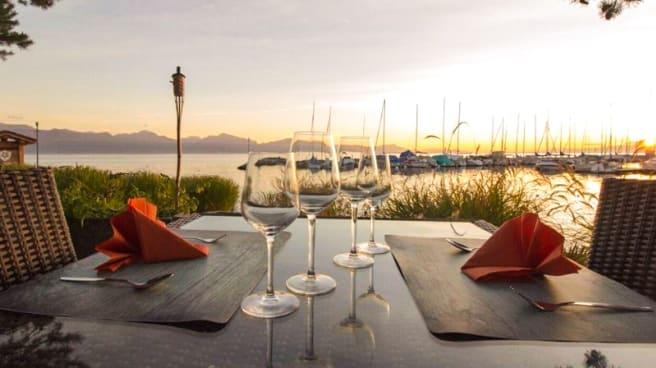 Terrasse - Thai au Lac, Lausanne