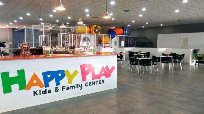 Vista sala - Happy Play XL, Alcalá de Henares
