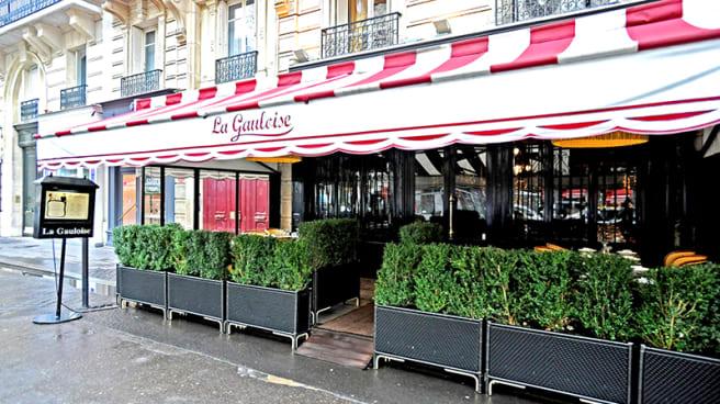 Devanture - La Gauloise, Paris