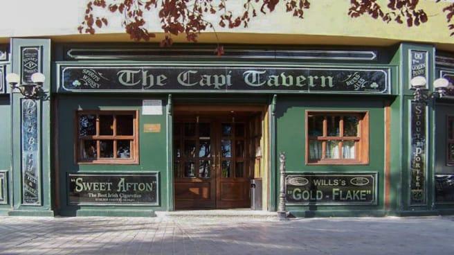 Vista sala - Capi tavern, Villanueva De La Cañada