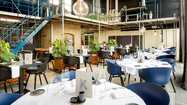 Het restaurant - Het Ketelhuis Utrecht, Utrecht