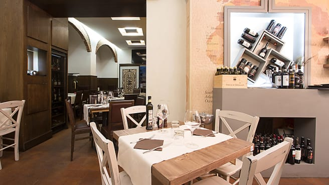Sala - Tasty Toscana - Tato, Florence