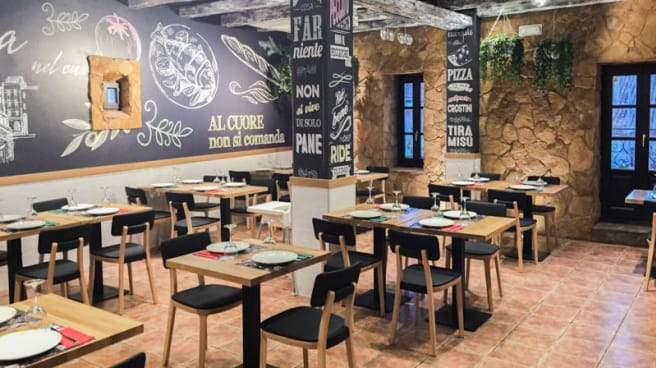 Vista sala - Pasta City - Torrelodones, Torrelodones