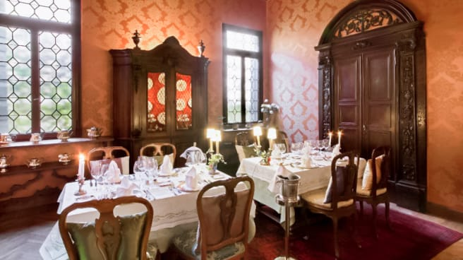Dining Room - Pisanino Restaurant, Venezia