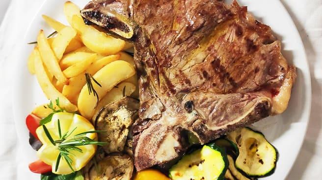 Suggerimento dello chef - La Nuova Pergola, Cernobbio