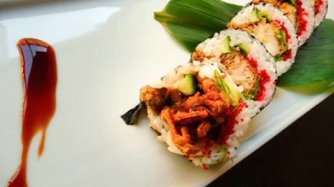 Kockens förslag - Eki Sushi, Helsingborg