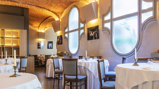 Vista sala - Al Garamond, Turin
