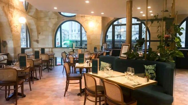 Vue de la salle - Léopold, Bordeaux