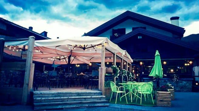 Terrazza - Ristorante Pizzeria Galli's, Livigno