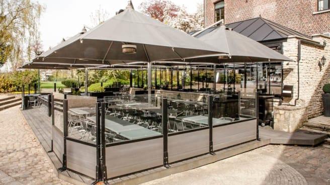 Terrasse et jardin - Brasserie Mariadal, Zaventem