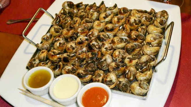 Sugerencia del chef - Carles Antoner Restaurant