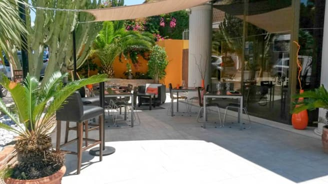 Vista terraza - Sensations Sushi Bar, Nueva Andalucía