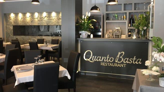 vista sala - QuantoBasta Restaurant, Cagliari