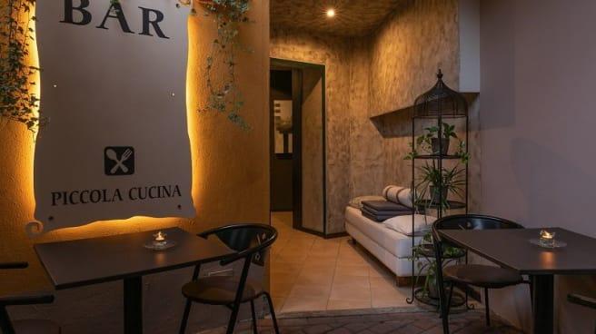 Sala - Bistrot - Hotel Del Corso