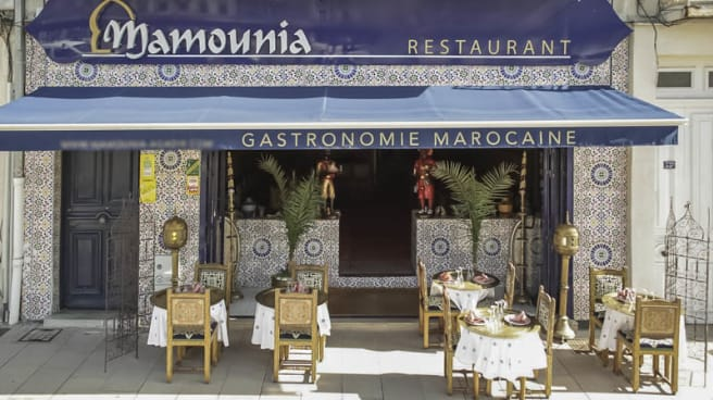 entrée - La Mamounia, Valence
