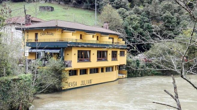 Restaurante - Casa Julian