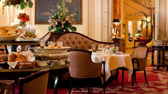 Vista Sala - Goya - Hotel Ritz, Madrid