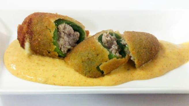 Sugerencia del chef - Exedra Gastrobar, Merida