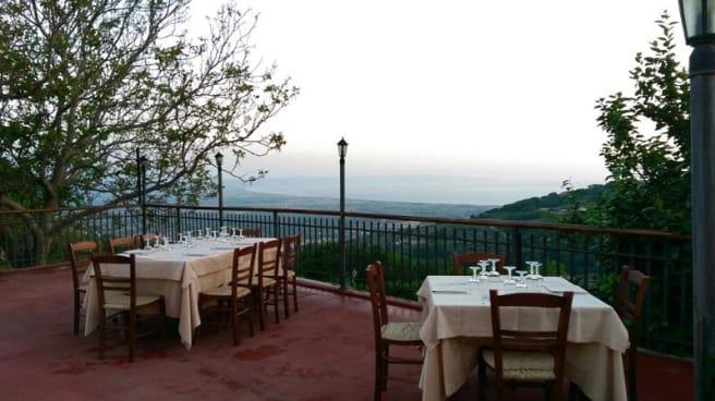 Vista della terrazza - Ristorante Pizzeria da pasquale, Lamezia Terme