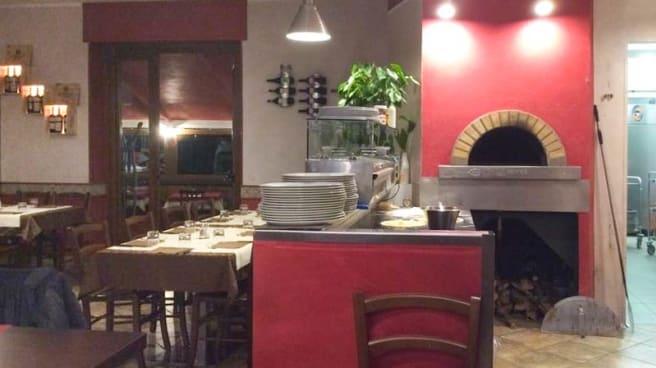 Vista della sala - Ristorante Pizzeria Carpe Diem