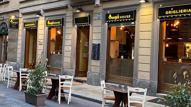 Ingresso - Mangal House 2, Torino