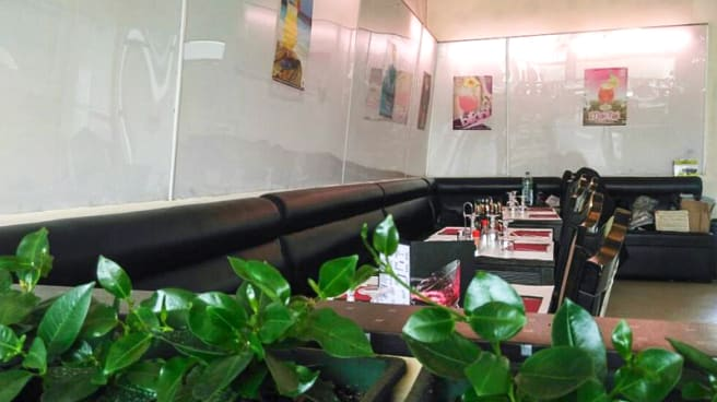 Salle du restaurant - Sushi Sushi, Épinay-sur-Seine