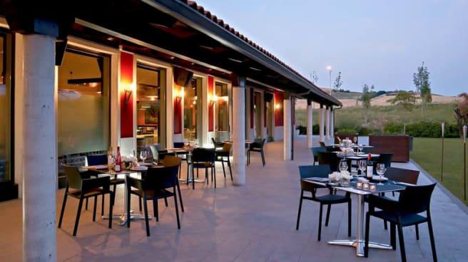 Terraza - La Hacienda