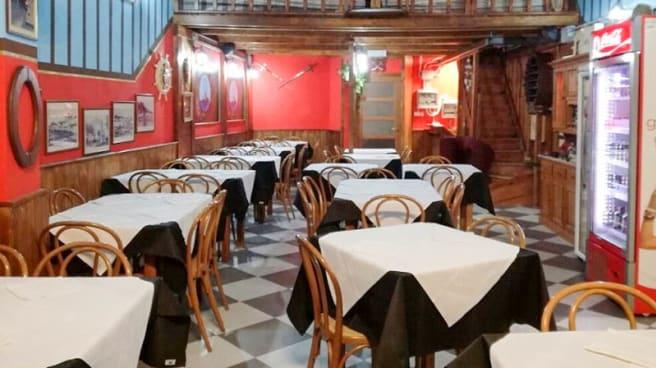 Vista sala - Il Corsaro Ristornate e Pizzeria