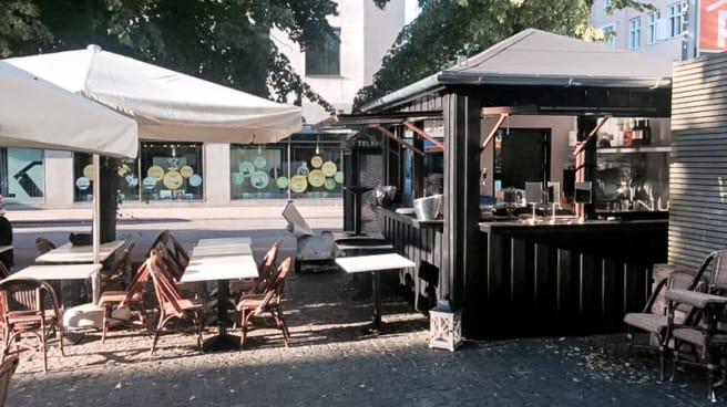 Terrasse - Vita, Köpenhamn